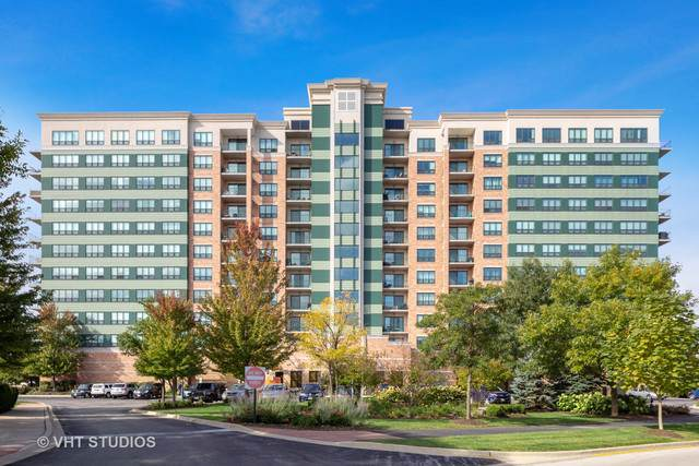6420 Double Eagle Drive #714, Woodridge, IL 60517 (MLS #10540605) :: Property Consultants Realty