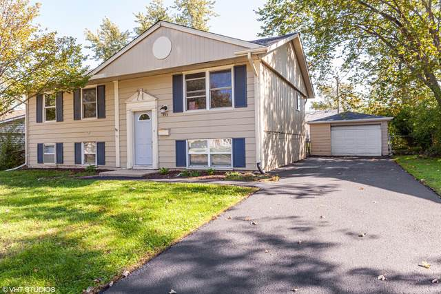 453 Berkshire Avenue, Romeoville, IL 60446 (MLS #10540693) :: Angela Walker Homes Real Estate Group