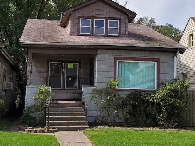 12416 S Carpenter Street, Calumet Park, IL 60827 (MLS #10540720) :: Property Consultants Realty