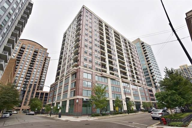 451 W Huron Street #1508, Chicago, IL 60654 (MLS #10542039) :: Touchstone Group