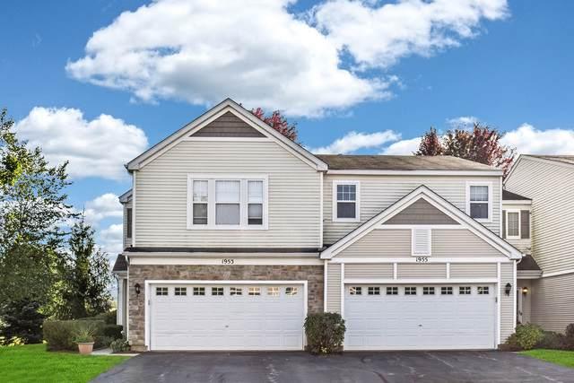 1953 Cobblestone Drive, Carpentersville, IL 60110 (MLS #10542696) :: Suburban Life Realty