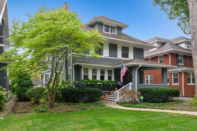 919 Ashland Avenue, Wilmette, IL 60091 (MLS #10543008) :: The Spaniak Team