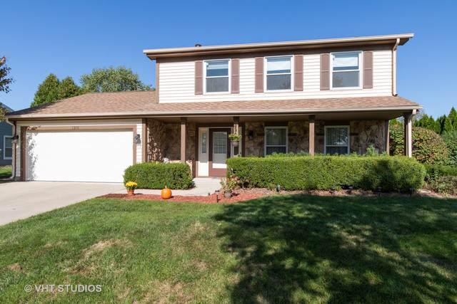 1201 Lockwood Drive, Buffalo Grove, IL 60089 (MLS #10543170) :: Baz Realty Network   Keller Williams Elite