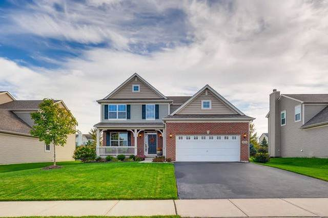 9034 Clinnin Lane, Huntley, IL 60142 (MLS #10543180) :: Lewke Partners