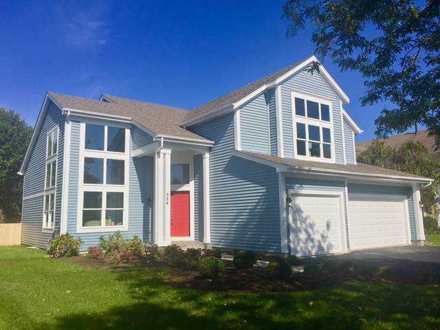 484 Fairfax Lane, Grayslake, IL 60030 (MLS #10544364) :: Baz Realty Network | Keller Williams Elite