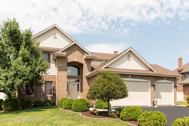 18284 Semmler Drive, Tinley Park, IL 60487 (MLS #10544392) :: The Mattz Mega Group