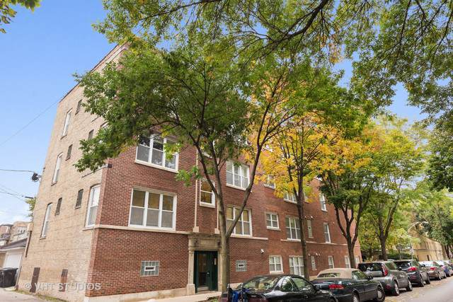 2644 W Leland Avenue #3, Chicago, IL 60625 (MLS #10544648) :: Property Consultants Realty