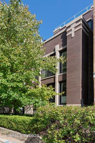 1503 N Cleveland Avenue #1, Chicago, IL 60610 (MLS #10545039) :: The Perotti Group   Compass Real Estate