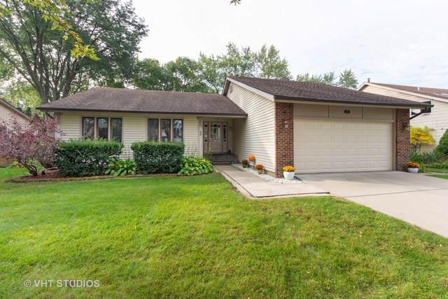 93 E Pepper Tree Drive, Palatine, IL 60067 (MLS #10545086) :: The Perotti Group | Compass Real Estate
