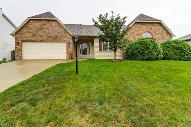 803 E Larmon Street, TOLONO, IL 61880 (MLS #10545220) :: Ryan Dallas Real Estate