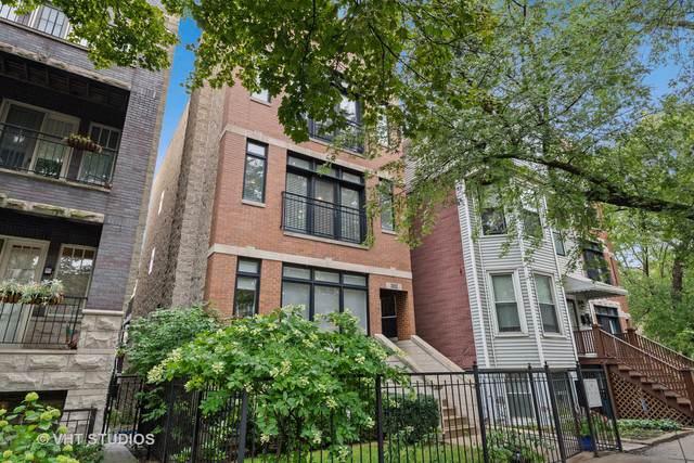 3652 N Damen Avenue #3, Chicago, IL 60618 (MLS #10545394) :: The Mattz Mega Group
