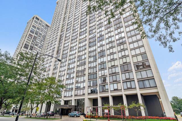 5445 N Sheridan Road #3109, Chicago, IL 60640 (MLS #10545764) :: Baz Realty Network | Keller Williams Elite