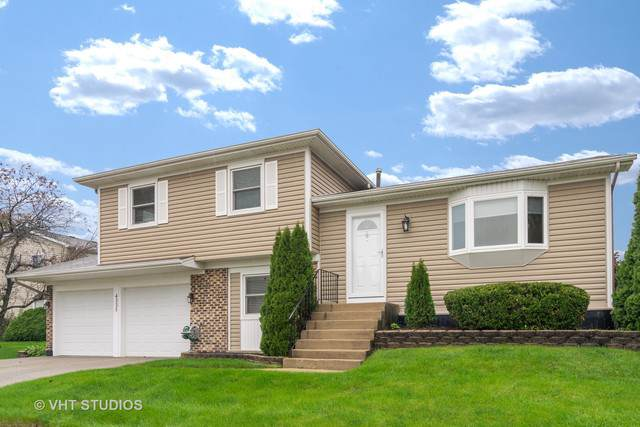 4335 Rock Cove Drive, Hoffman Estates, IL 60192 (MLS #10546272) :: Ani Real Estate