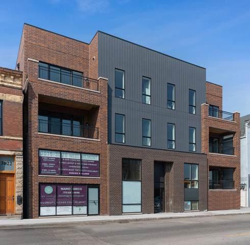 3020 W Belmont Avenue 1NE, Chicago, IL 60618 (MLS #10546998) :: Property Consultants Realty