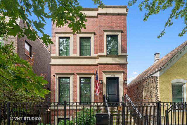 1938 N Winchester Avenue, Chicago, IL 60622 (MLS #10547087) :: The Perotti Group | Compass Real Estate