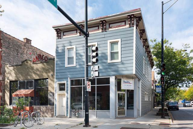 1948 Leavitt Street, Chicago, IL 60647 (MLS #10547098) :: The Perotti Group | Compass Real Estate