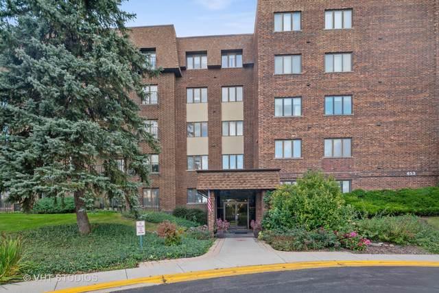 453 Raintree Drive 3J, Glen Ellyn, IL 60137 (MLS #10547485) :: Lewke Partners