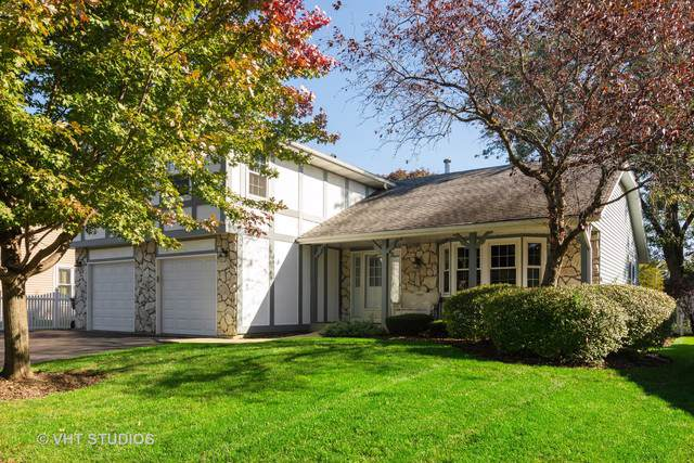4305 Sandlewood Lane, Hoffman Estates, IL 60192 (MLS #10548233) :: Ani Real Estate