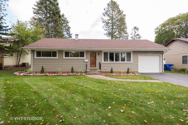203 S Beverly Street, Wheaton, IL 60187 (MLS #10548256) :: The Wexler Group at Keller Williams Preferred Realty