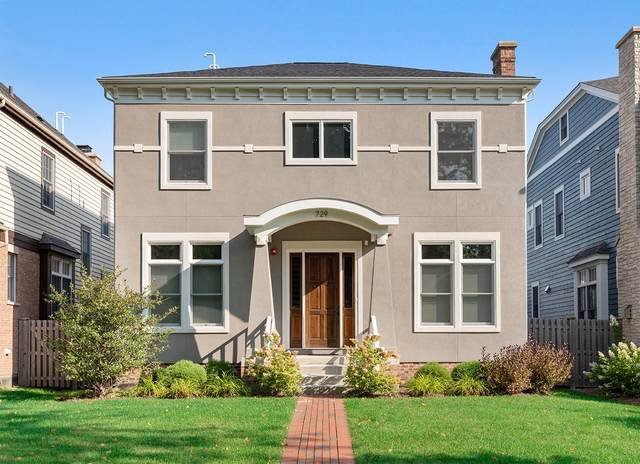 729 Colfax Street, Evanston, IL 60201 (MLS #10548280) :: Baz Realty Network | Keller Williams Elite