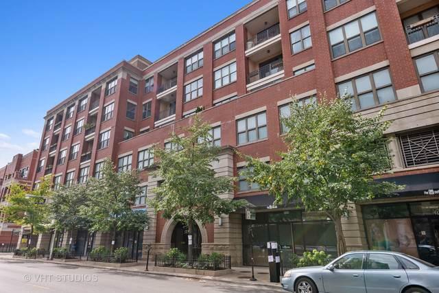 3140 N Sheffield Avenue #410, Chicago, IL 60657 (MLS #10548292) :: John Lyons Real Estate