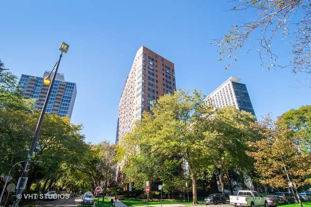 3100 N Lakeshore Drive #804, Chicago, IL 60657 (MLS #10548397) :: John Lyons Real Estate