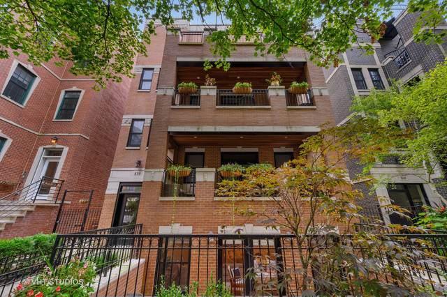 839 W Bradley Place G, Chicago, IL 60613 (MLS #10548497) :: John Lyons Real Estate