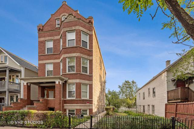3041 N Monticello Avenue, Chicago, IL 60618 (MLS #10548654) :: Property Consultants Realty