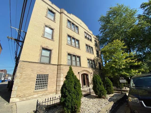 1608 W Byron Street #3, Chicago, IL 60613 (MLS #10548676) :: John Lyons Real Estate