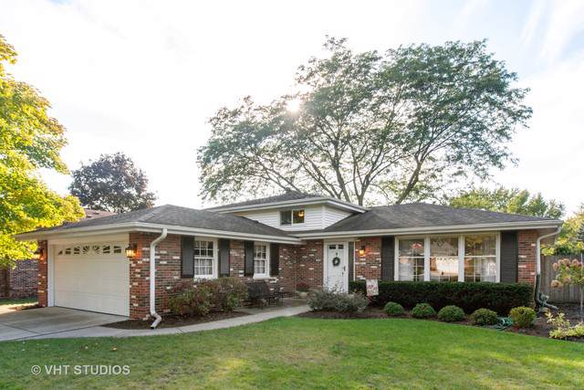 9S312 Florence Avenue, Downers Grove, IL 60516 (MLS #10549008) :: Suburban Life Realty