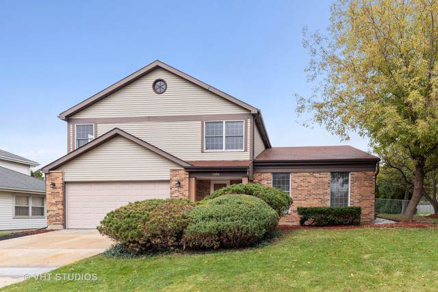 1106 W Keating Drive, Arlington Heights, IL 60005 (MLS #10549243) :: Berkshire Hathaway HomeServices Snyder Real Estate
