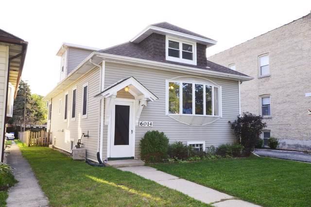 6014 N Navarre Avenue, Chicago, IL 60631 (MLS #10549272) :: Baz Realty Network | Keller Williams Elite