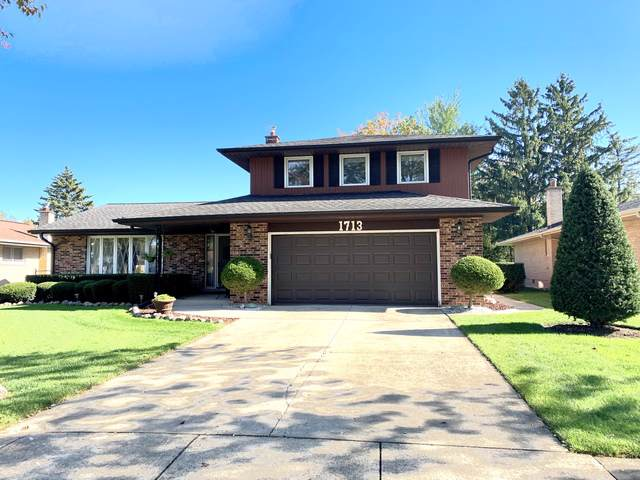 1713 N Aralia Drive, Mount Prospect, IL 60056 (MLS #10549280) :: Berkshire Hathaway HomeServices Snyder Real Estate