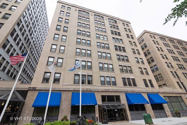 680 S Federal Street #202, Chicago, IL 60605 (MLS #10549332) :: Touchstone Group