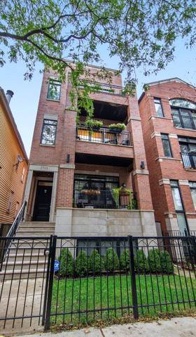 2715 N Kenmore Avenue #2, Chicago, IL 60614 (MLS #10549597) :: Littlefield Group