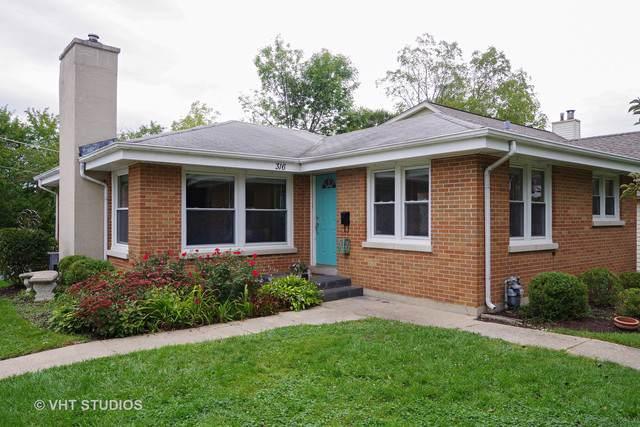 316 E Sunnyside Avenue, Libertyville, IL 60048 (MLS #10549831) :: Property Consultants Realty