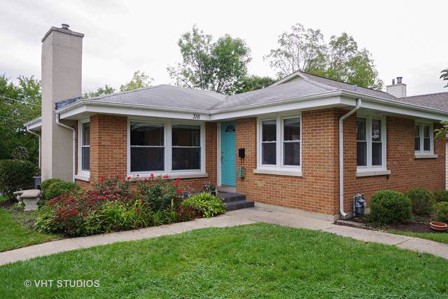 316 E Sunnyside Avenue, Libertyville, IL 60048 (MLS #10549831) :: Lewke Partners