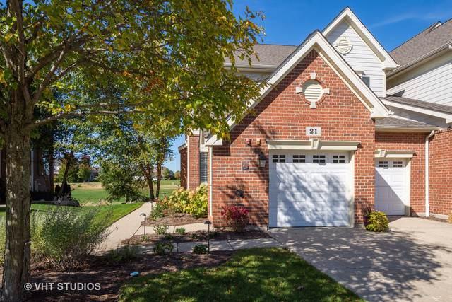 21 Shoreacres Drive, Hawthorn Woods, IL 60047 (MLS #10549892) :: Century 21 Affiliated