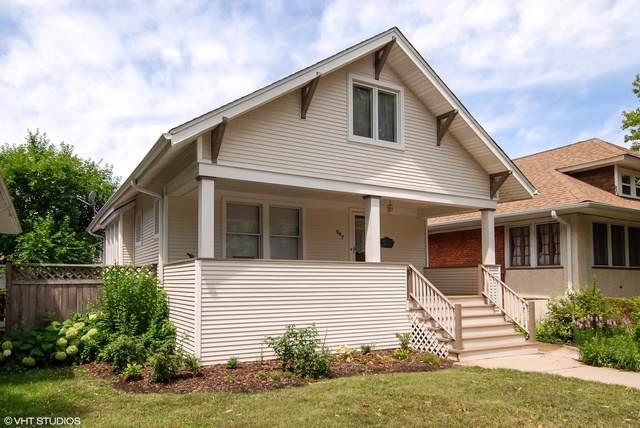 947 N Taylor Avenue, Oak Park, IL 60302 (MLS #10550186) :: Baz Realty Network   Keller Williams Elite