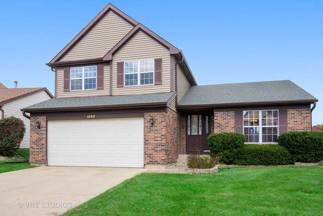 1222 Goldenrod Lane, Hoffman Estates, IL 60192 (MLS #10551044) :: Property Consultants Realty