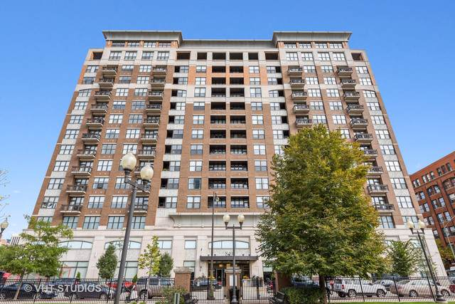 849 N Franklin Street #410, Chicago, IL 60610 (MLS #10552028) :: Ryan Dallas Real Estate