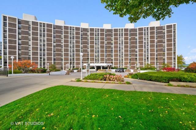1500 Sheridan Road 1C, Wilmette, IL 60091 (MLS #10552188) :: The Perotti Group | Compass Real Estate