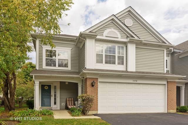 1478 E Baronet Lane, Palatine, IL 60074 (MLS #10552662) :: Property Consultants Realty