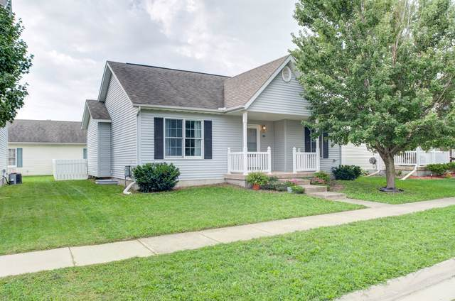 915 Perry Lane, Normal, IL 61761 (MLS #10553136) :: Jacqui Miller Homes