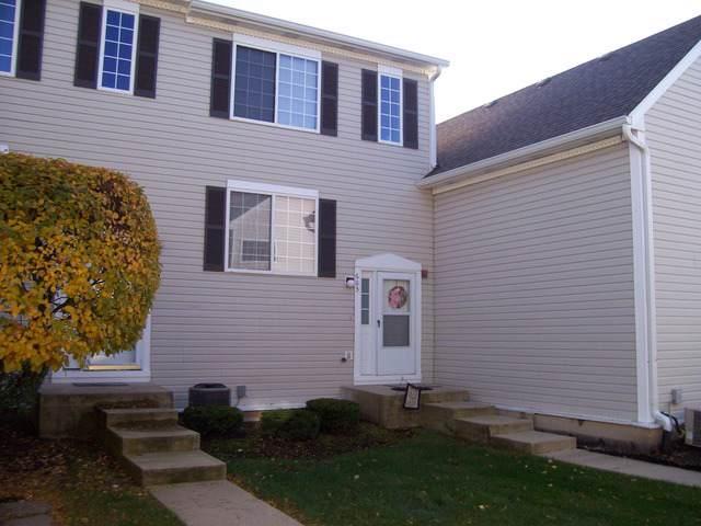603 E Victoria Circle #603, North Aurora, IL 60542 (MLS #10553792) :: Property Consultants Realty