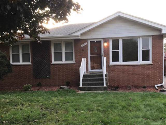 9712 Rutherford Avenue, Oak Lawn, IL 60453 (MLS #10553879) :: The Wexler Group at Keller Williams Preferred Realty
