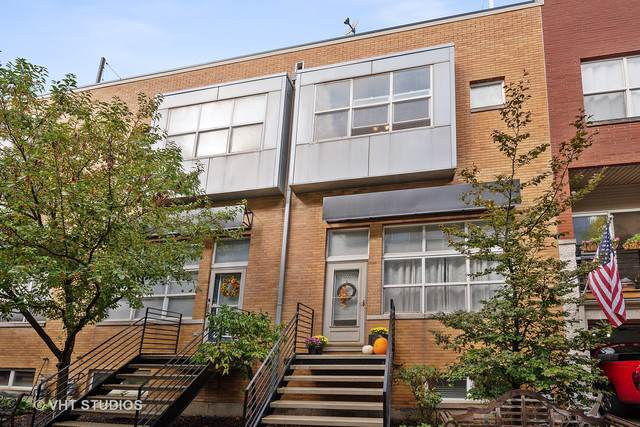 1811 N Rockwell Street O, Chicago, IL 60647 (MLS #10554361) :: Property Consultants Realty