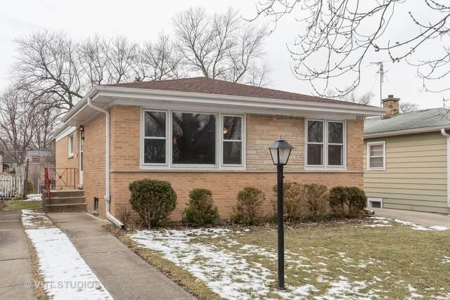 327 Leclaire Avenue, Wilmette, IL 60091 (MLS #10555532) :: Janet Jurich