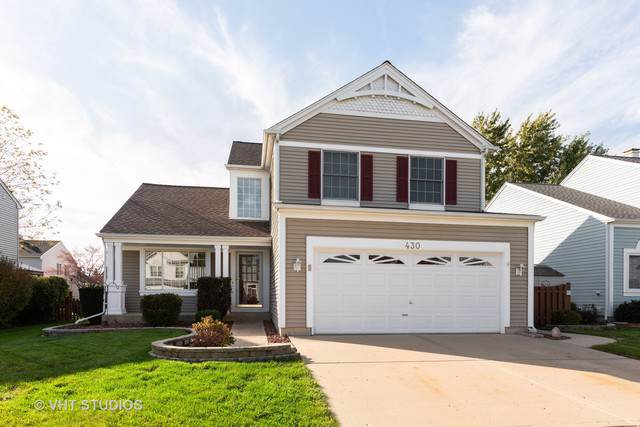 430 Summersweet Lane, Bartlett, IL 60103 (MLS #10558083) :: Angela Walker Homes Real Estate Group