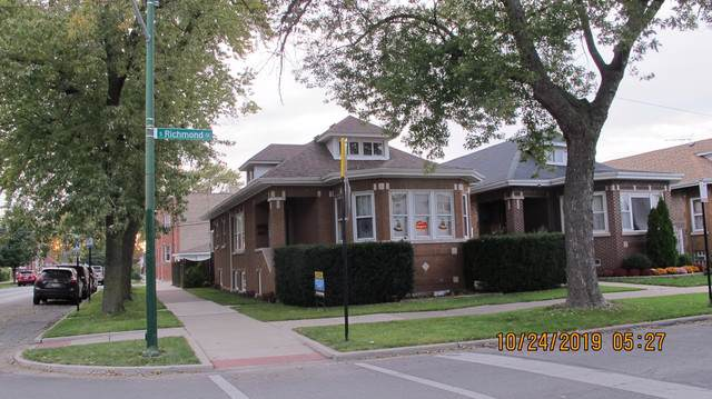5658 S Richmond Street, Chicago, IL 60629 (MLS #10558766) :: The Perotti Group | Compass Real Estate